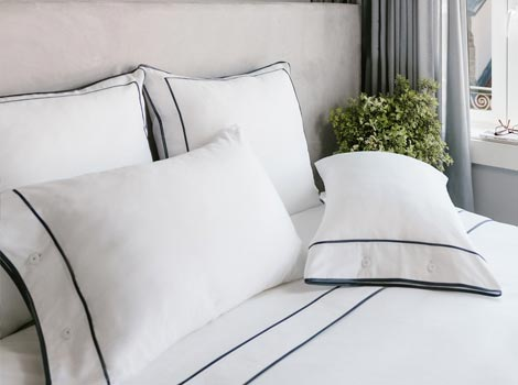 monaco nautical shaped bedding